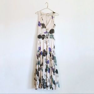 Boho Flower Dress
